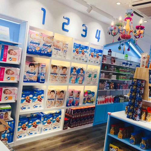 热烈祝贺Milk Family山东威海店盛大开业