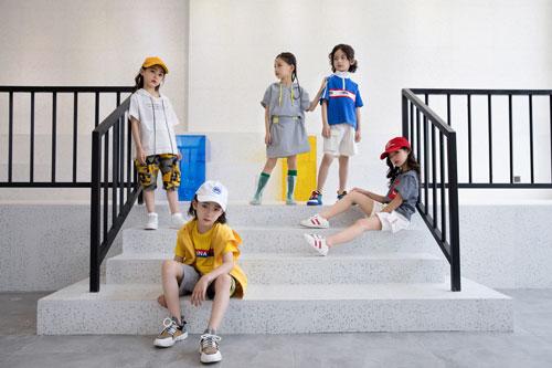 加盟韩米娜风尚品牌童装 定不负你所望