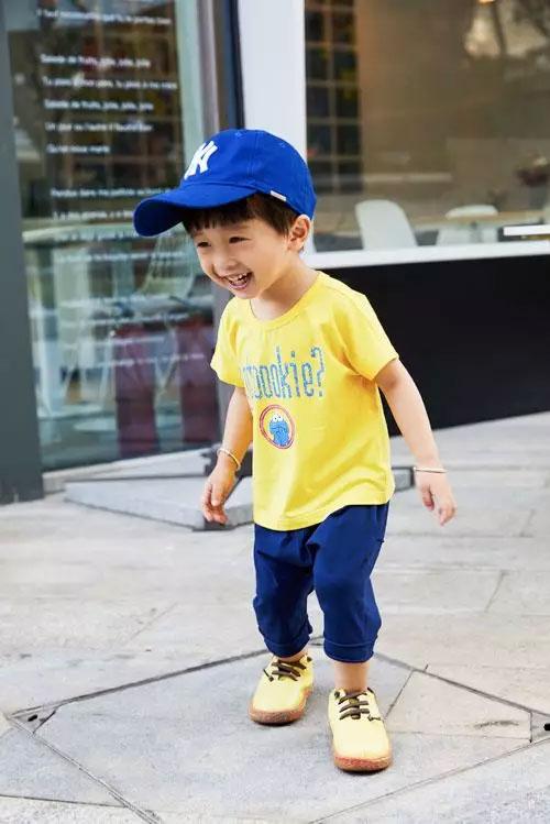 玩转2019夏季童装穿搭 秒变孩子堆里的人气王