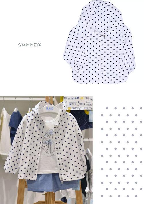 婴姿坊2019新品 内外兼优的夏季小外衣