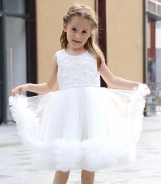 凡兜女童连衣裙 做个美美的小仙女