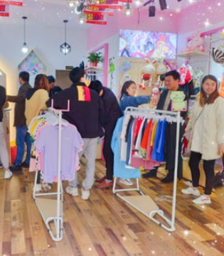 儿童服装品牌加盟哪个好?芭乐兔童装品牌正规可靠!