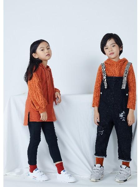 籽芽之家童装品牌已经成为了主流的趋势