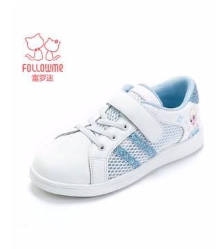 炎炎夏日 宝贝需要一双时尚小白鞋