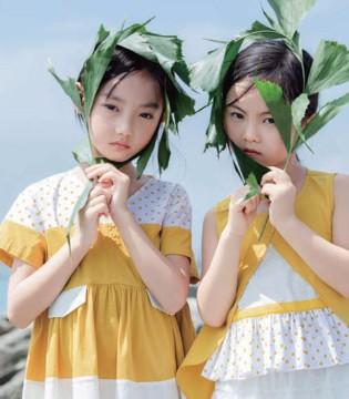 籽芽之家夏日连衣裙 彰显宝贝与众不同气质