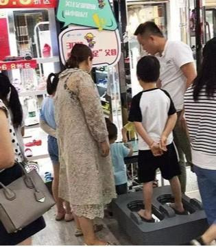 卡丁中国儿童足部健康公益行持续向前进发