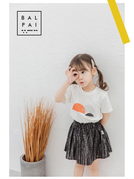 巴拉派童装品牌2019春夏新品