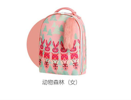 怎样给宝贝挑选小书包 萌趣可爱的书包是宝贝首要选择