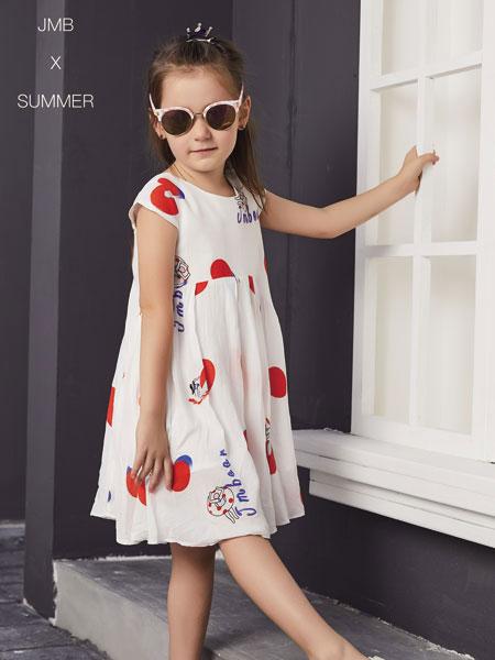 杰米熊童装夏季新品  宝宝们穿出时尚大气