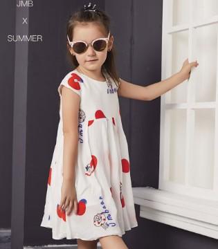 杰米熊童装夏季新品  让宝宝们穿出时尚大气