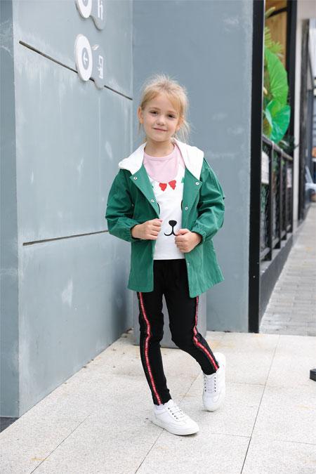 加盟深圳市芭乐兔品牌童装  可靠的品牌