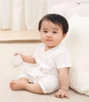 babybean�H豆 万物暖 看到孩子眼中的小暑