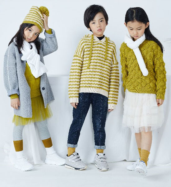 籽芽之家 独立设计师童装品牌 邀您鉴赏时尚生活美学