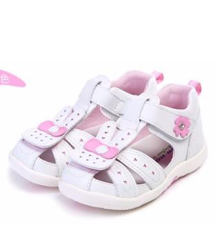 夏日小公主凉鞋这样穿 时尚透气不捂脚