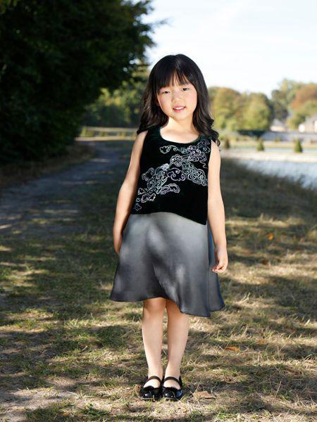 上善若水 贝的屋2019中国国际儿童时尚周压轴秀
