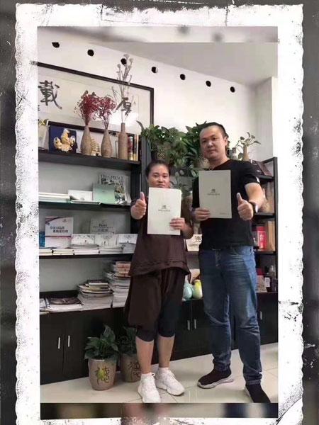 热烈祝贺 琦瑞德泽 在新疆签约成功