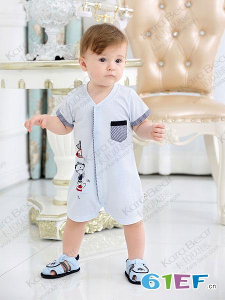 卡拉贝熊国际健康婴童品牌新品  宠爱宝宝肌肤
