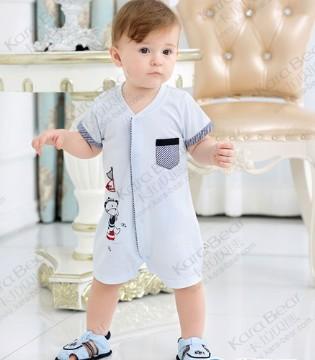 卡拉贝熊婴童品牌新品  舒适时尚的选择