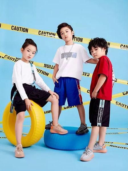 沙龙岛童鞋 成长路上 天生Sport Style