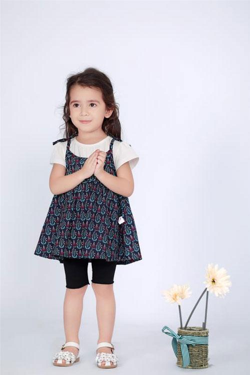 波波龙女童新品 轻松打造小公主的甜美俏皮感