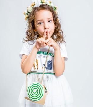 水孩儿童装2019夏季新品上市  穿出时尚潮娃