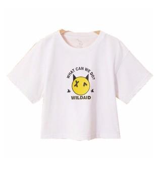 夏季童装短袖T恤  打造时尚小萌娃