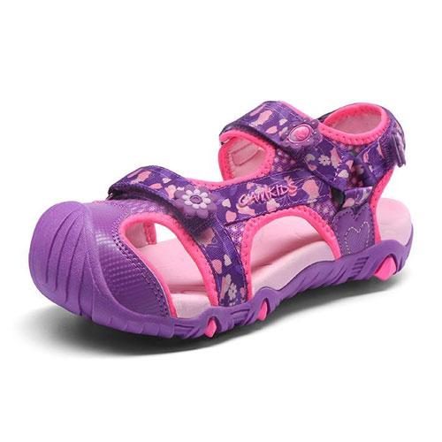 孩子需要一双好鞋 呵护宝贝脚部健康成长