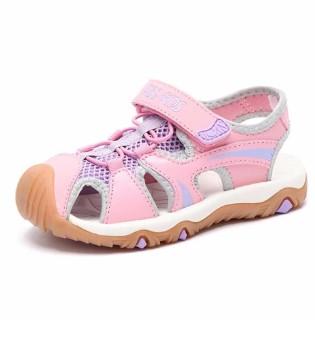 暑假孩子童鞋这样选 让宝贝尽显夏日清凉