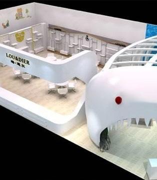 小鲨诺拉 华丽登场CBME上海国家会展中心
