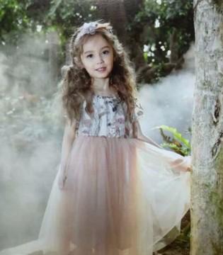 魔方夏季新品 打造小公主时髦穿搭