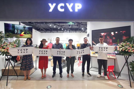 YCYP 衣城优品入驻皇城恒隆广场沈阳PALACE66