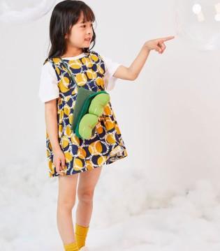 DC童装品牌夏季连衣裙  带你清凉一夏