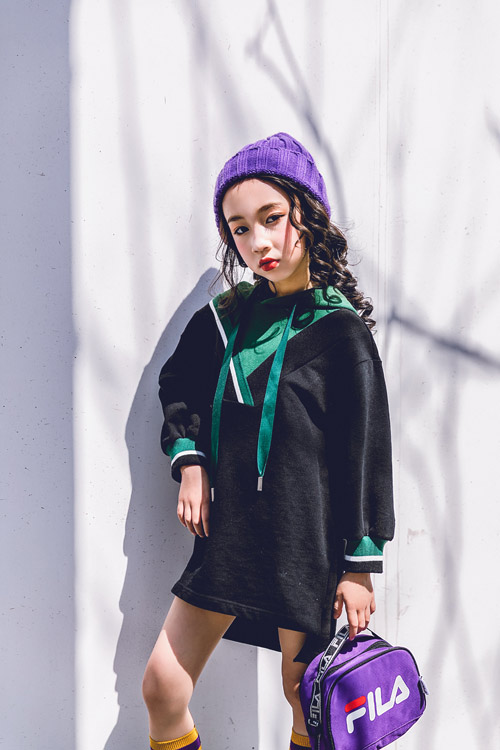 女孩子不一定要追求优雅 时尚潮流也是一种风格