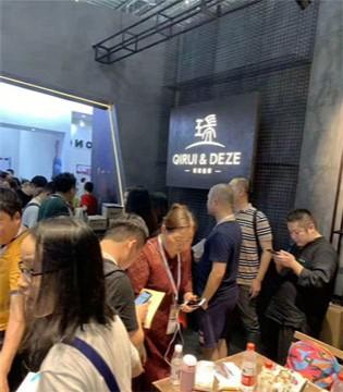 7月24号琦瑞德泽 在上海CBME展会爆场爆场爆场