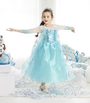 怎么让小女孩成为公主呢?梦幻派对:先从装扮开始