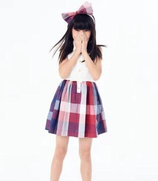 七夕到了 送小情人可米芽童装品牌公主裙吧