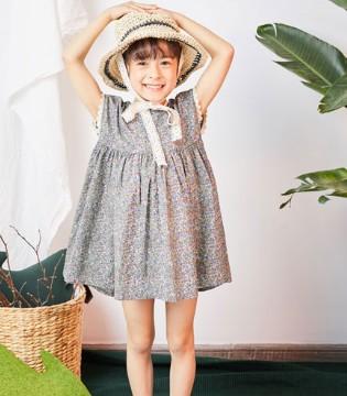 DC童装连衣裙 打造不一样的青春范儿