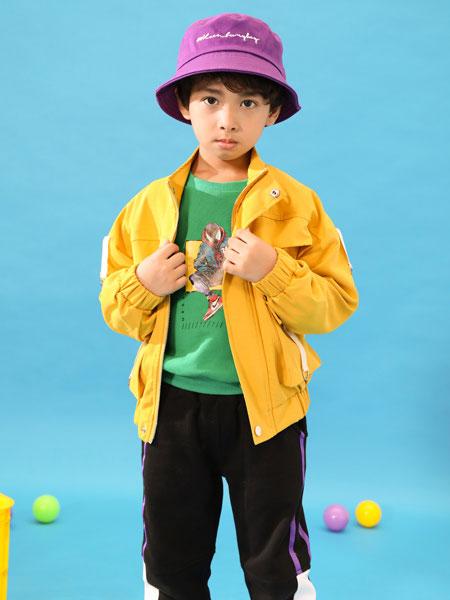品牌童装叽叽哇哇新品上市 让你在这个秋季叫不停