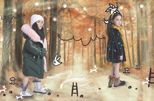 你在烦恼儿童秋季穿搭?小孩儿童装为你解惑
