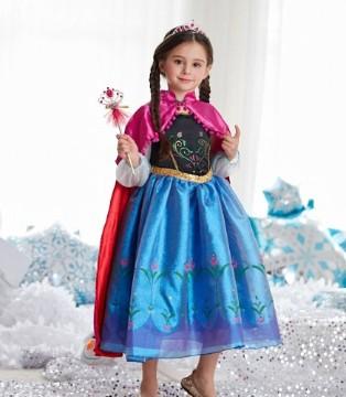 童话王国里的连衣裙 你女儿有几条?