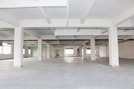 咔童服饰总部办公室场地4000平方增加一倍面积!
