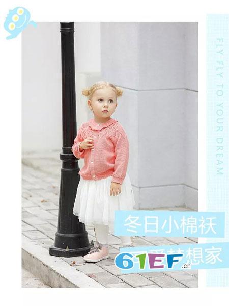 早秋新品卡拉贝熊童装上新 这个季节宝宝依旧酷酷锁温