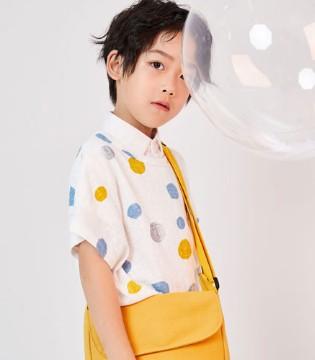 小清新衬衫 青春充满活力的单品来了