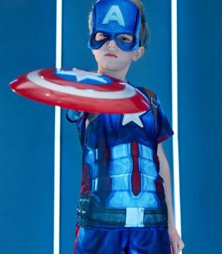 DreamParty正义联盟童装合集 圆孩子英雄梦