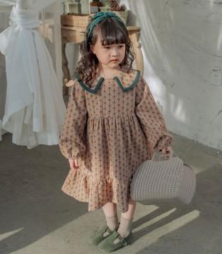 波波龙童装 甜美时尚轻松塑造小萝莉