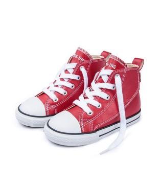 开学季倒计时啦 高帮鞋你们准备好了吗?