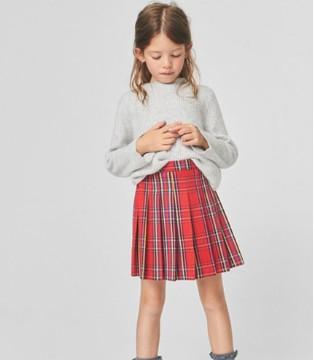 ZARA国际童装秋冬新款强势来袭 换季给孩子添新衣吧