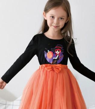 快乐精灵童装秋季潮搭示范 潮人风范就要这样穿