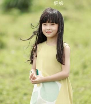 棉绘童装连衣裙上身 可仙可气质可高级