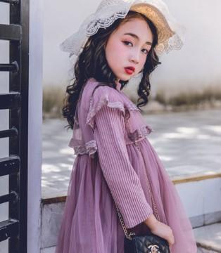 和韩米娜风尚一起玩转秋冬女童时尚穿搭